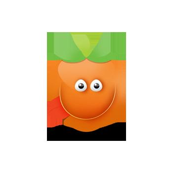 Divano persimmon mascotte