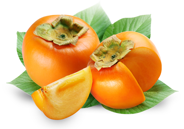 persimmons kaki tipo soft flesh
